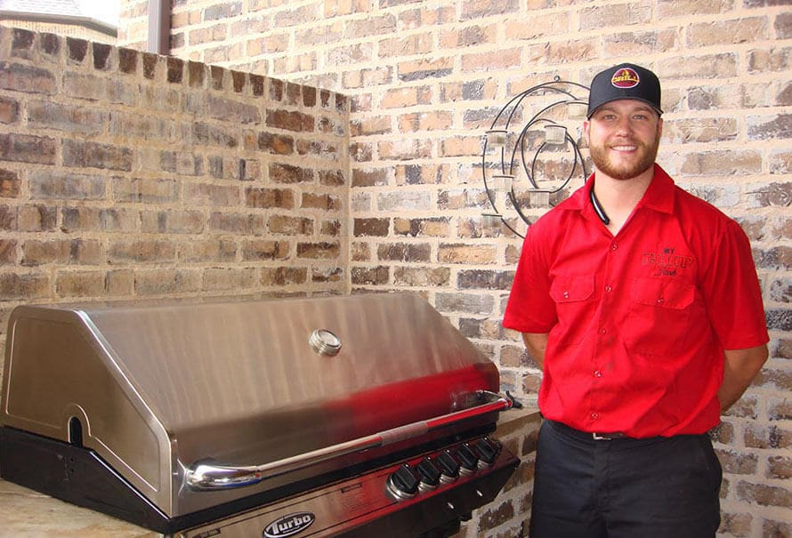 Turnkey Business BBQ Cleaner Josh Yale